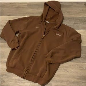 Hector's loss is your gain...Carhartt hoodie